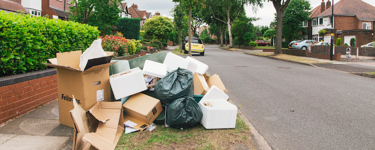 How to choose the right rubbish removal company?